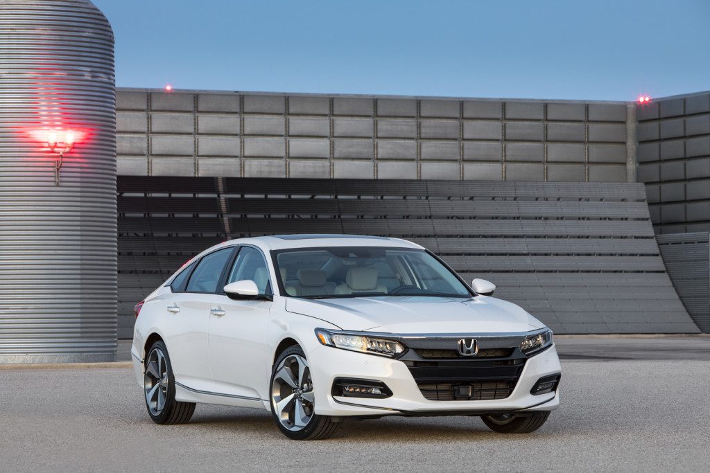 Hankook будет поставлять шины для Honda Accord